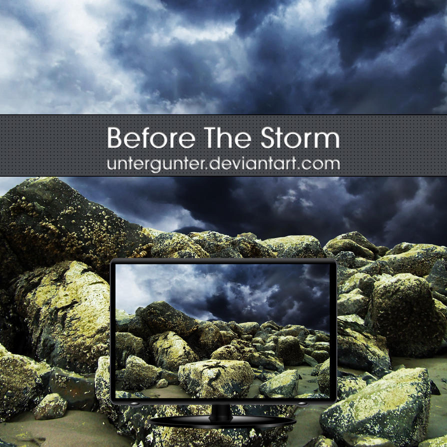 Before The Storm by Untergunter