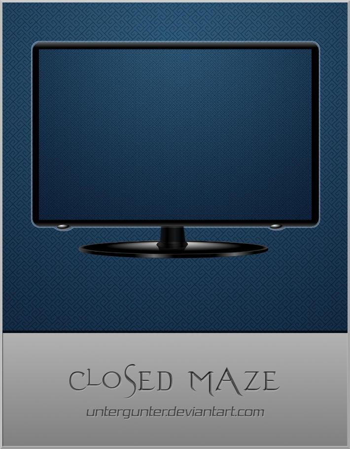 Closed Maze by Untergunter