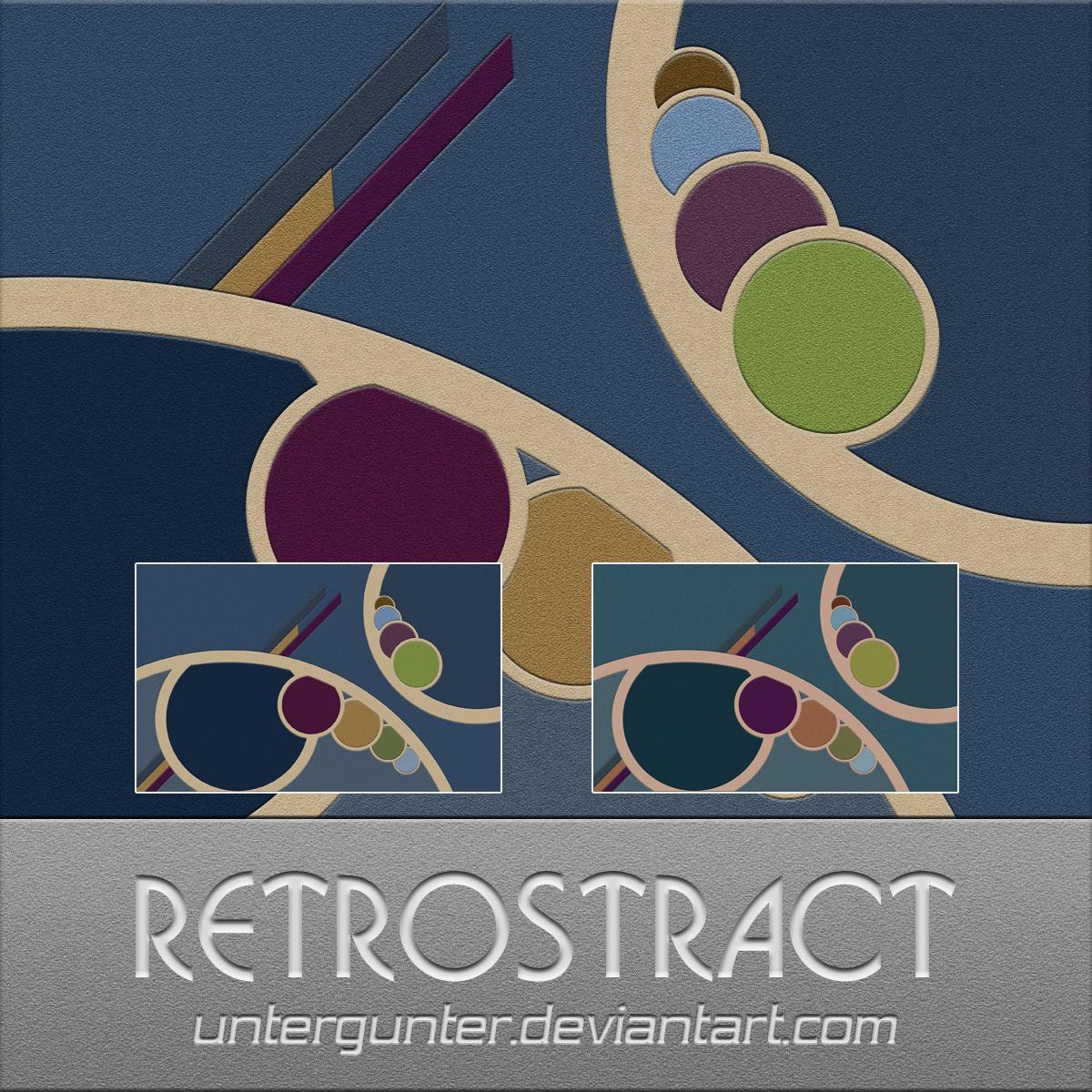 Retrostract by Untergunter
