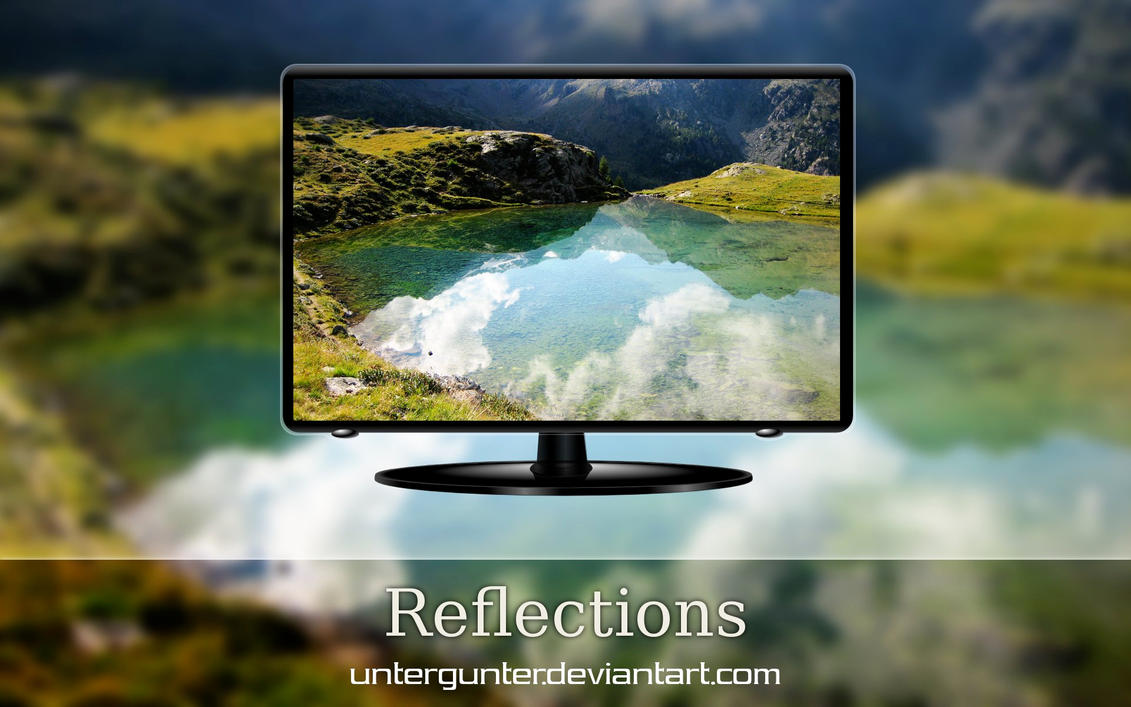 Reflections by Untergunter