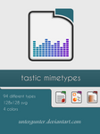 Tastic Mimetypes