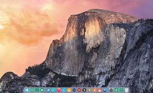 Yosemite Dock For Xwindows Dock 5.6 In 2D