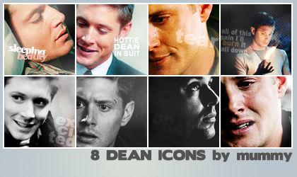 8 Dean Icons :1: