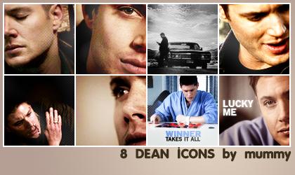 8 Dean Icons :3: