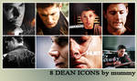 8 Dean Icons :4: by mummy16