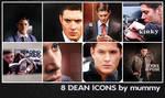 8 Dean Icons :5: