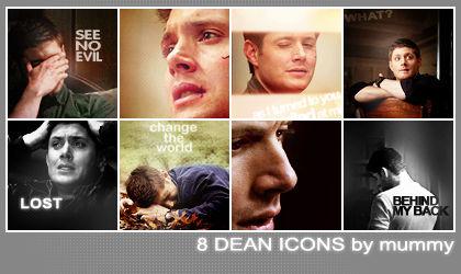 8 Dean Icons :6: