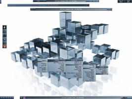 Cubez Graphite by arcangel33