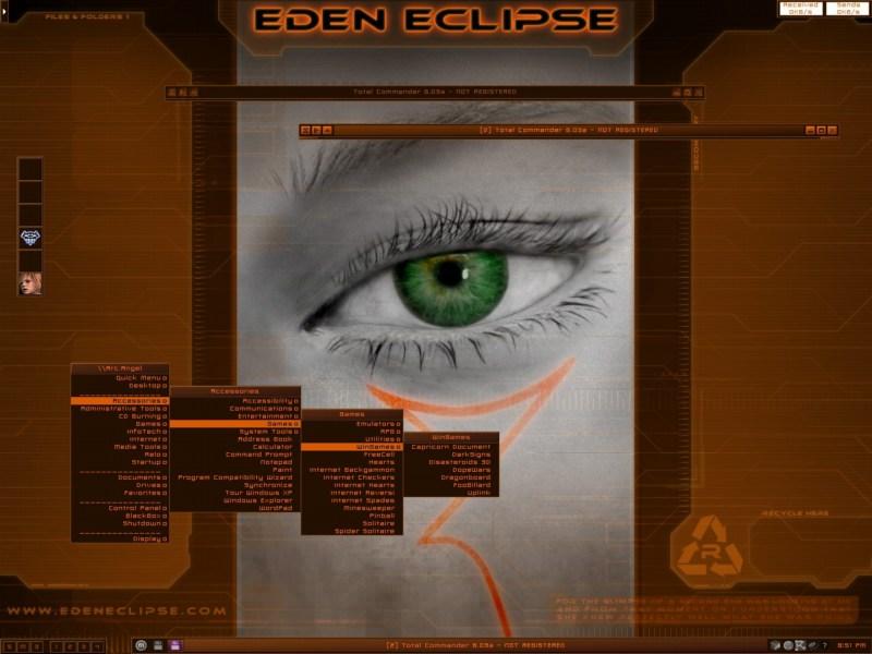 Eden Eclipse