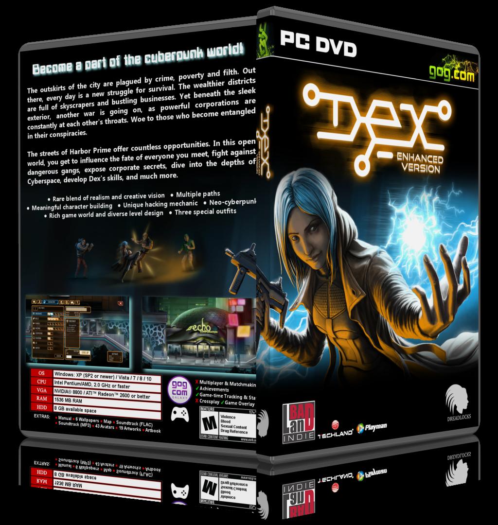 Dex: Enhanced Edition