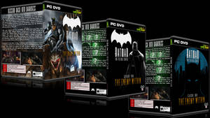 Batman: Season 2 - The Enemy Within