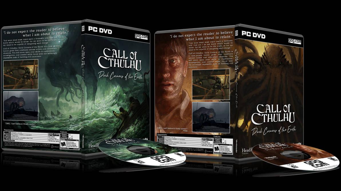Call of Cthulhu: Dark Corners of the Earth by arcangel33