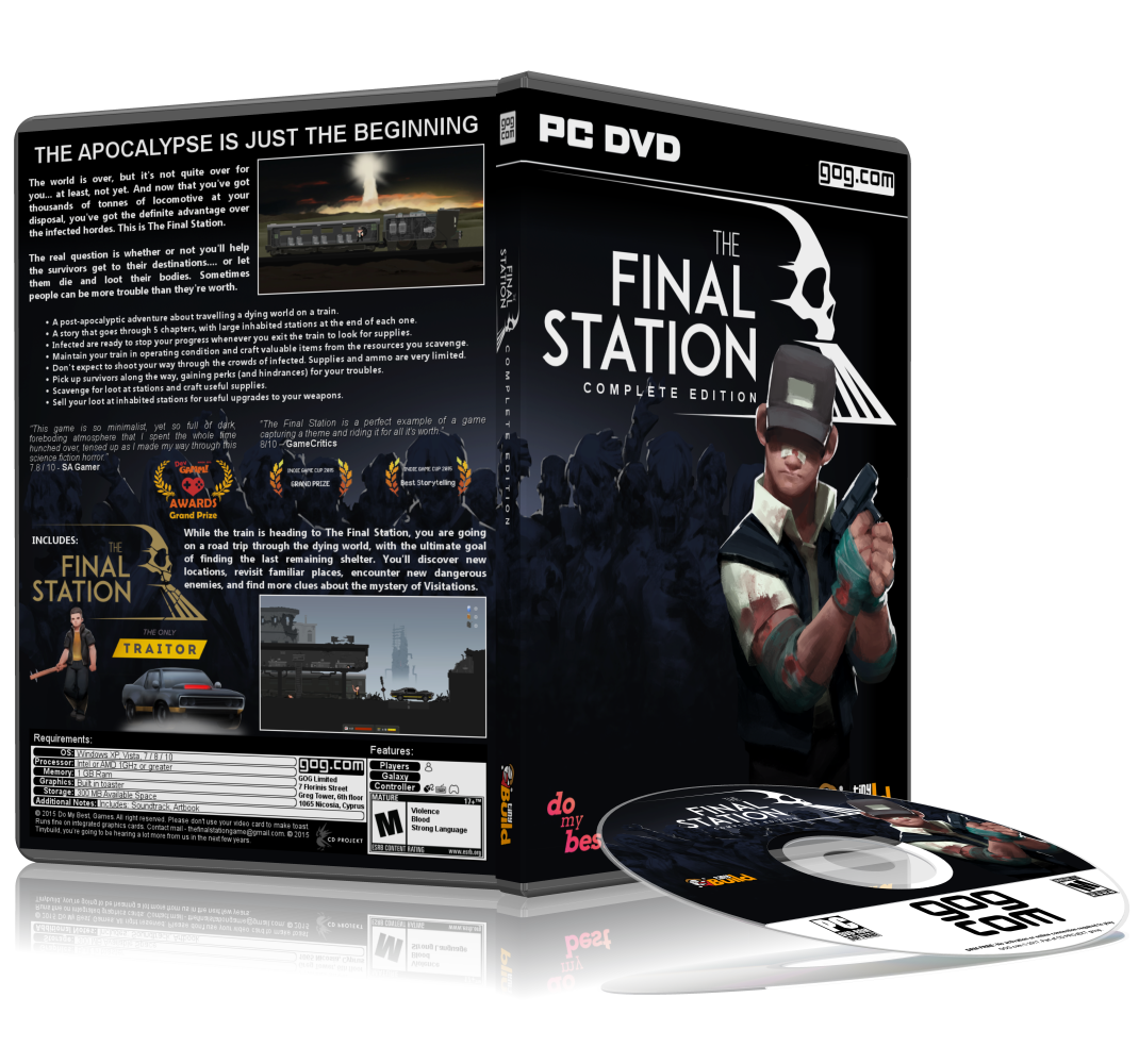 The Final Station: Complete Edition