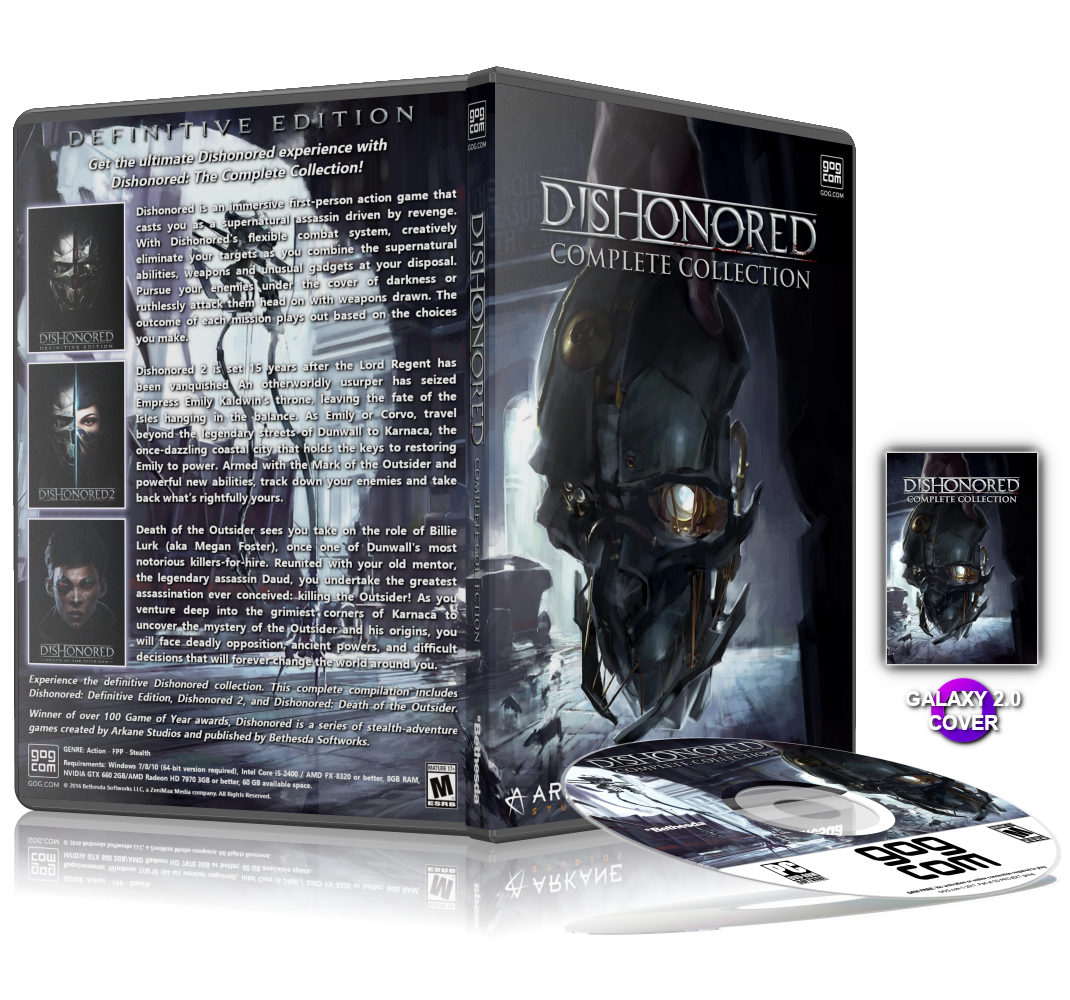 Dishonored: Complete Edition