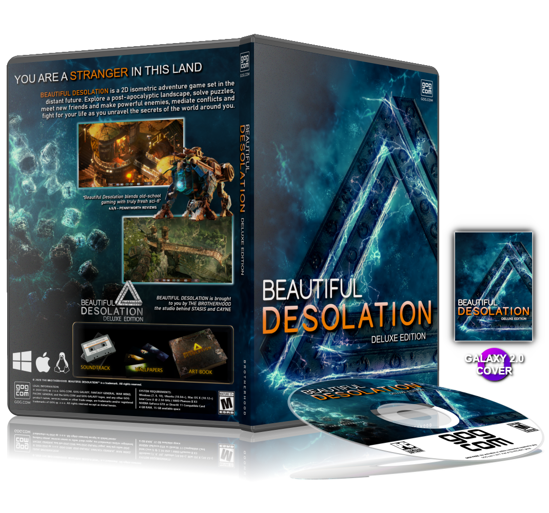 Beautiful Desolation Deluxe Edition