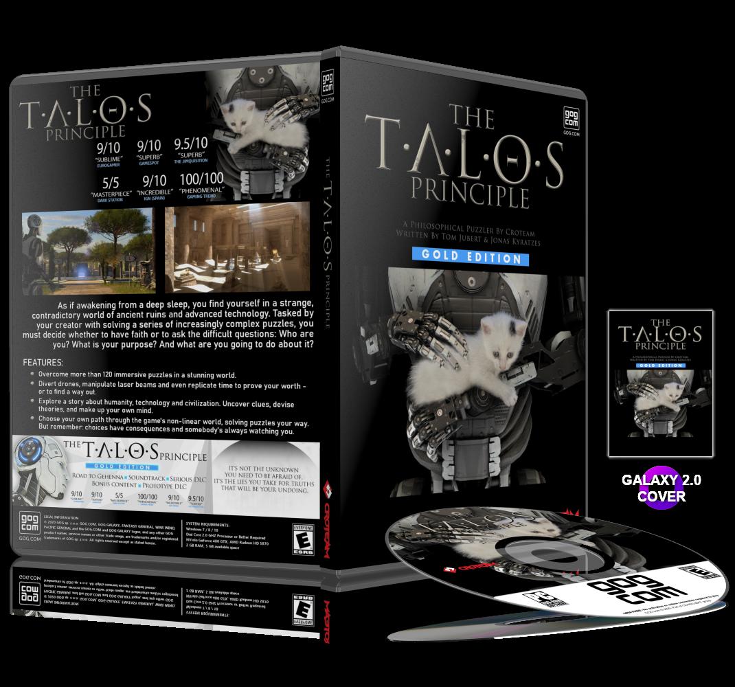 The Talos Principle: Gold Edition