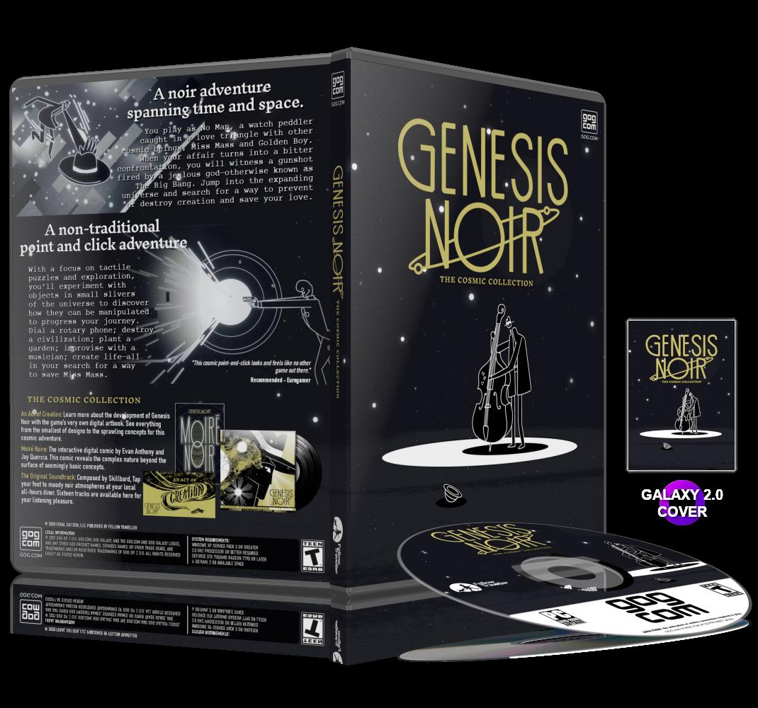 Genesis Noir: The Cosmic Collection