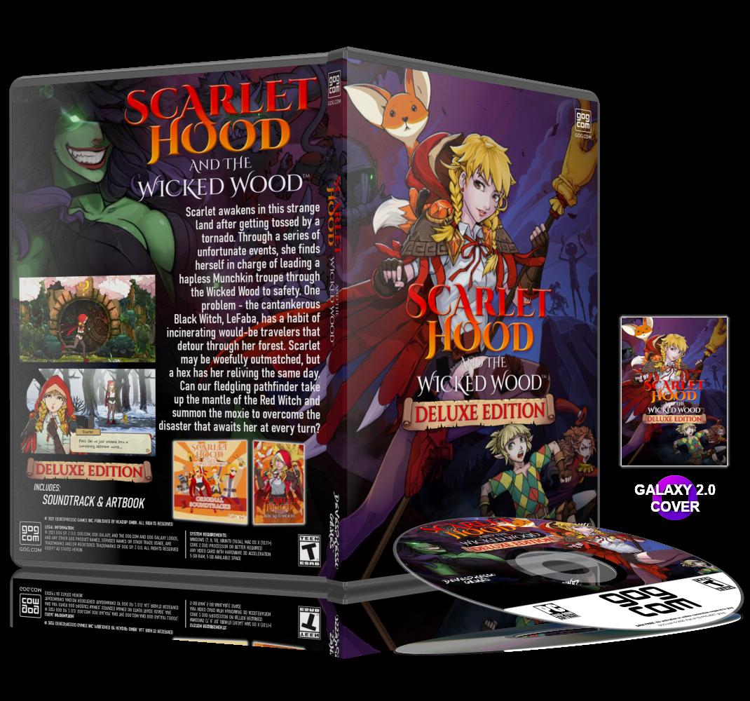 Scarlet Hood: Deluxe Edition