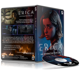 Erica: An Interactive Thriller