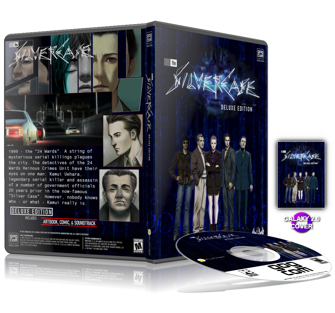 The Silver Case: Deluxe Edition