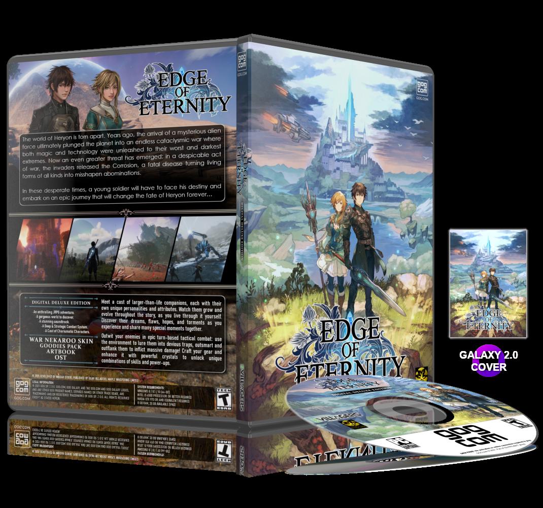 Edge of Eternity: Deluxe Edition