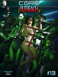 CORE#13: Outreach Full Comic Part 2 by uzobono
