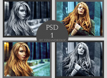 PSD#1 - ETHEREAL by yzhandrexoc