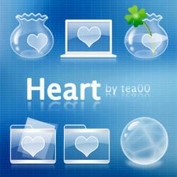 Heart by tea00