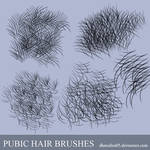 Pubic Hair Brushes