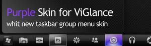 Purple Skin for ViGlance VistA