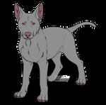 P2U: Lanky Pup