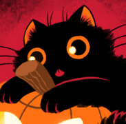 Meeooween - Animated by amegoddess