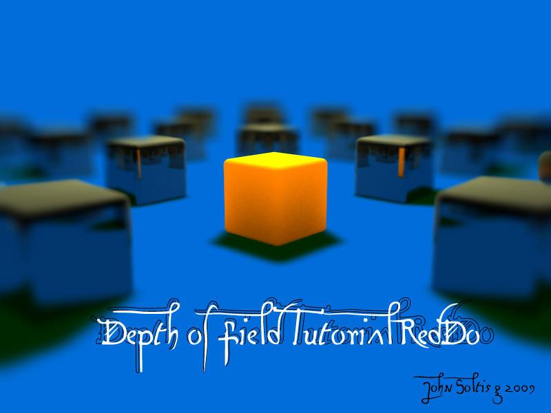 Depth of Field Tutorial r11 by SoltisViolin