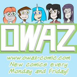 OWAZ 147 - The Blackest Friday by quazo