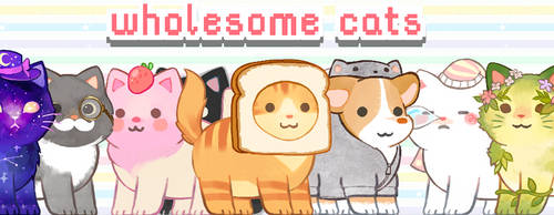 Wholesome Cats (Game) by zephy0