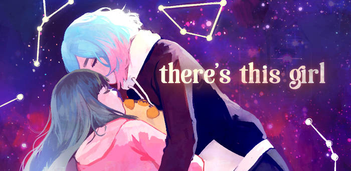 there's this girl - game
