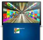 Windows 8 Log IN Template