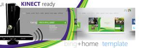 XBOX Bing+Home template
