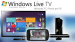 Windows Live TV Concept by MetroUI