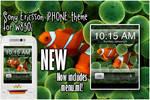 sony ericsson iphone  theme