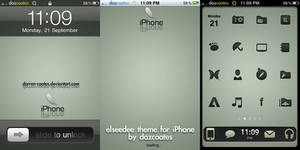 Ellseedee iPhone theme by darren-coates