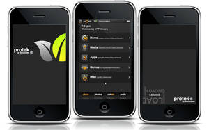 prOtek iphone theme