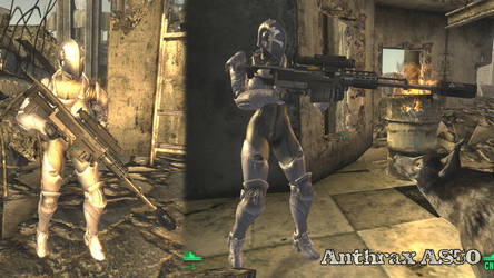 Anthrax AS50 by Nastrodamus666