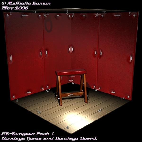 dungeon furniture