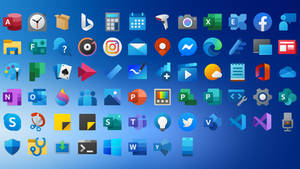 Windows 10X Icons