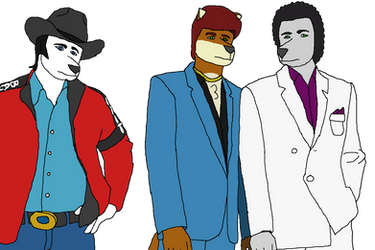 The Three Ds