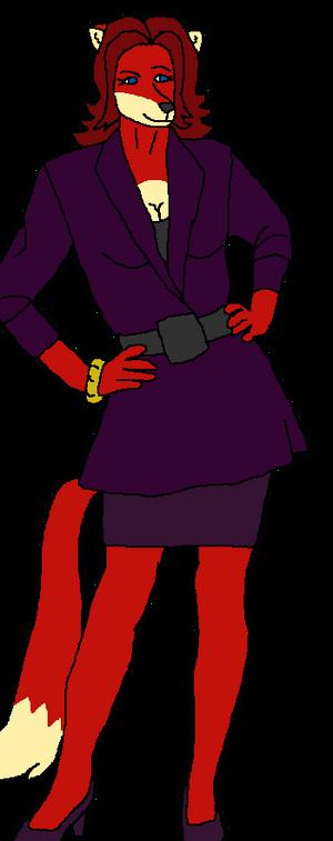 The Ms Cox Suit