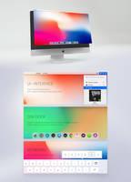 MacOSX High Sierra 2 by 4SK