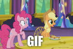 Pinkie founds her spoon