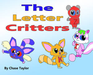 Letter Critters Book Full Version